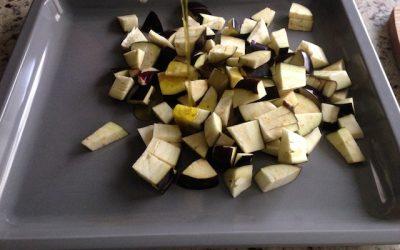 Eggplant Dip or Spread